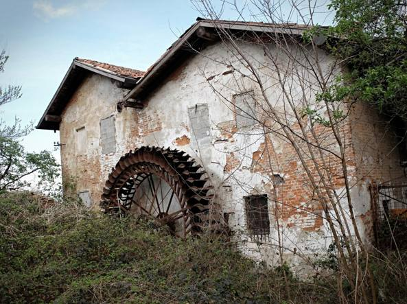 mulino di cascina Molino Dorino