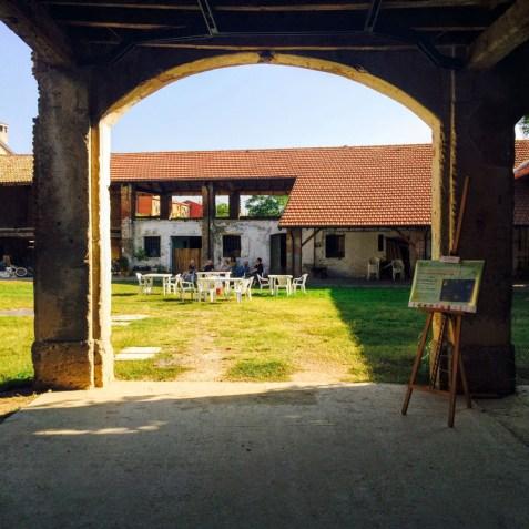Cascina Linterno, parco delle cave, MIlano