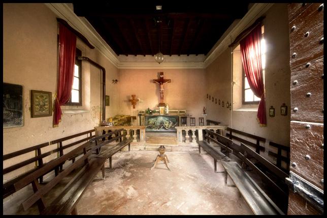 Sant' Ignazio, venne edificato nel 1812