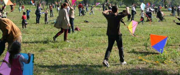 Festa degli aquiloni, Parco Agricolo Ticinello