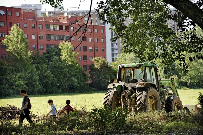 Parco Agricolo Ticinello, Milano 23-05-12.