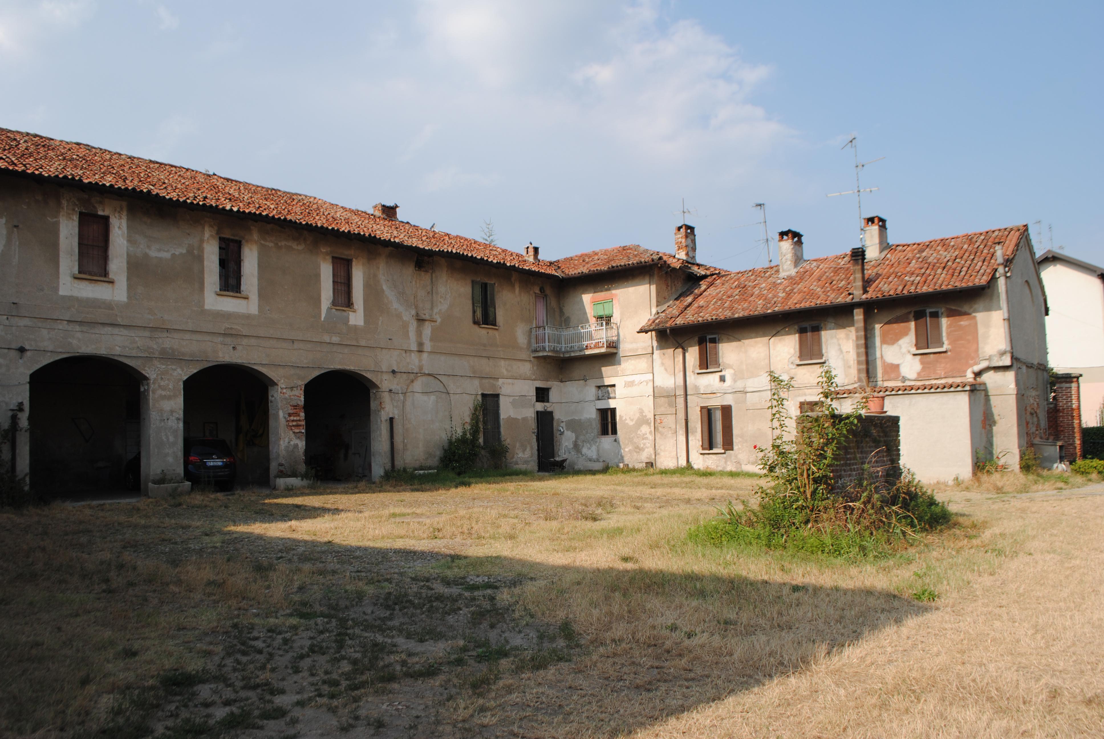 Cascina Ronco San Donato mil- se Milano
