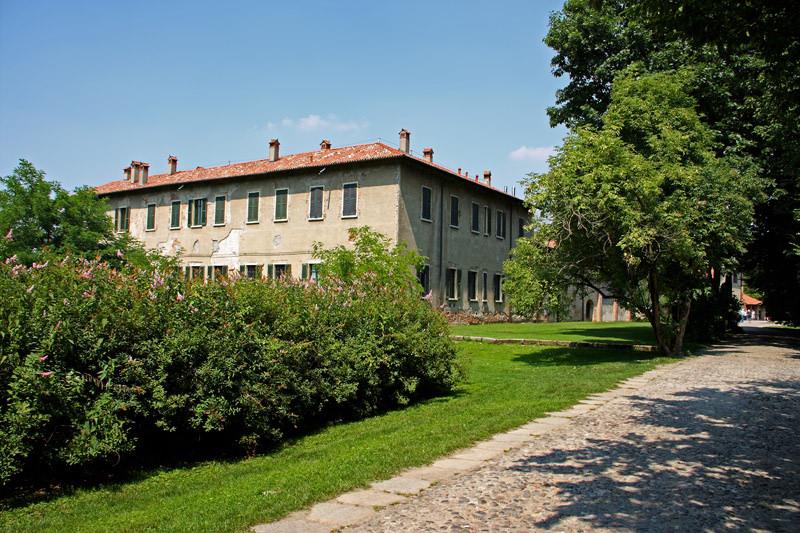 cascina San Romano, Boscoincittà, Milano