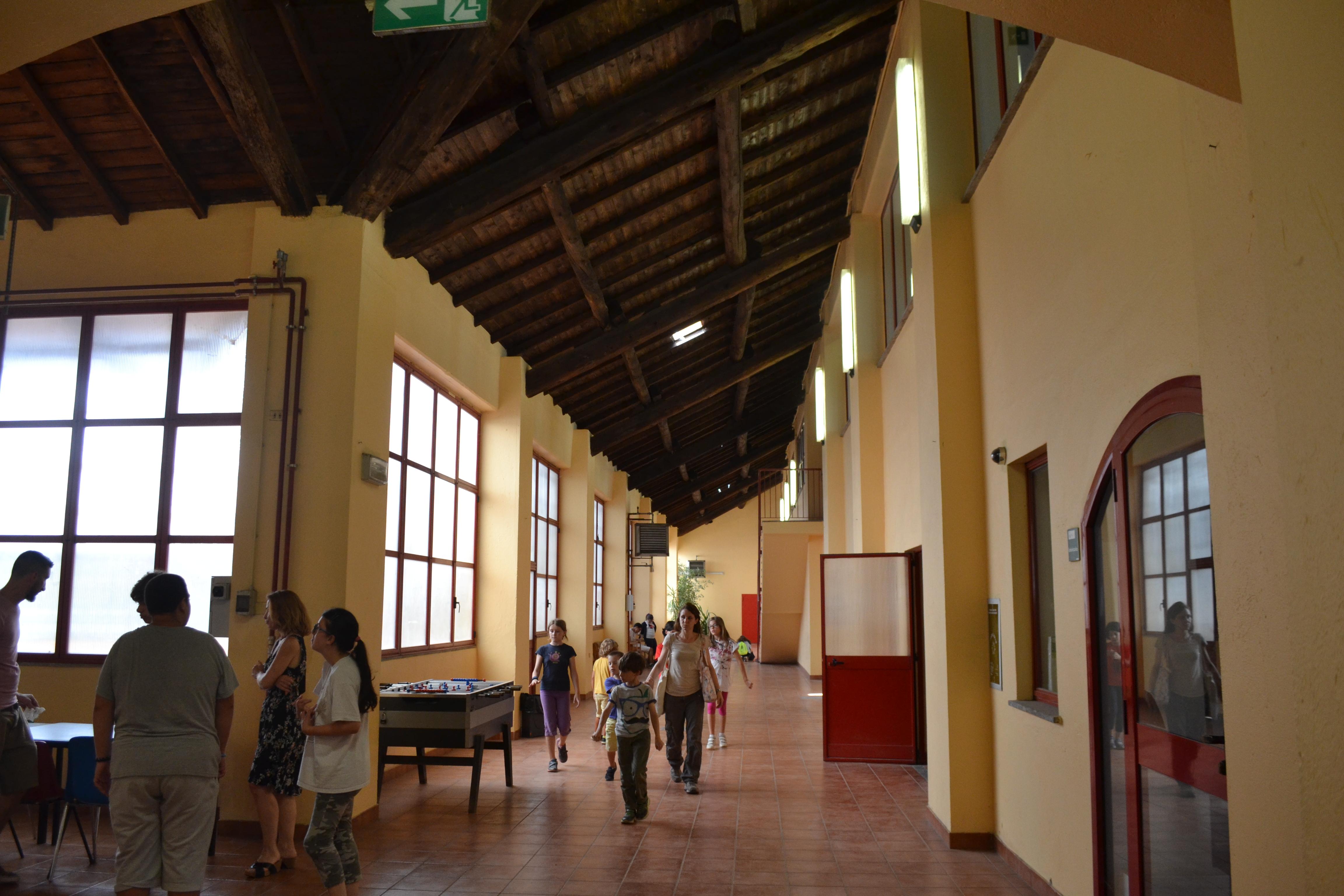 Cascina Biblioteca, Parco Lambro Milano
