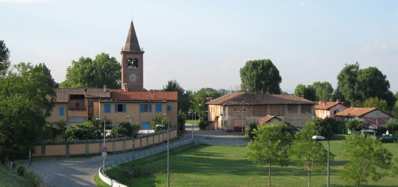 Cascina Monluè, Milano.