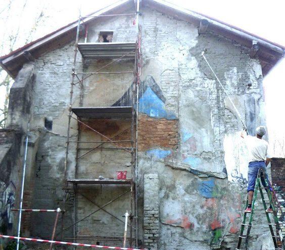 Emajons x Sbrama in Cascina Torchiera, Milan 17 giugno 2016, prima