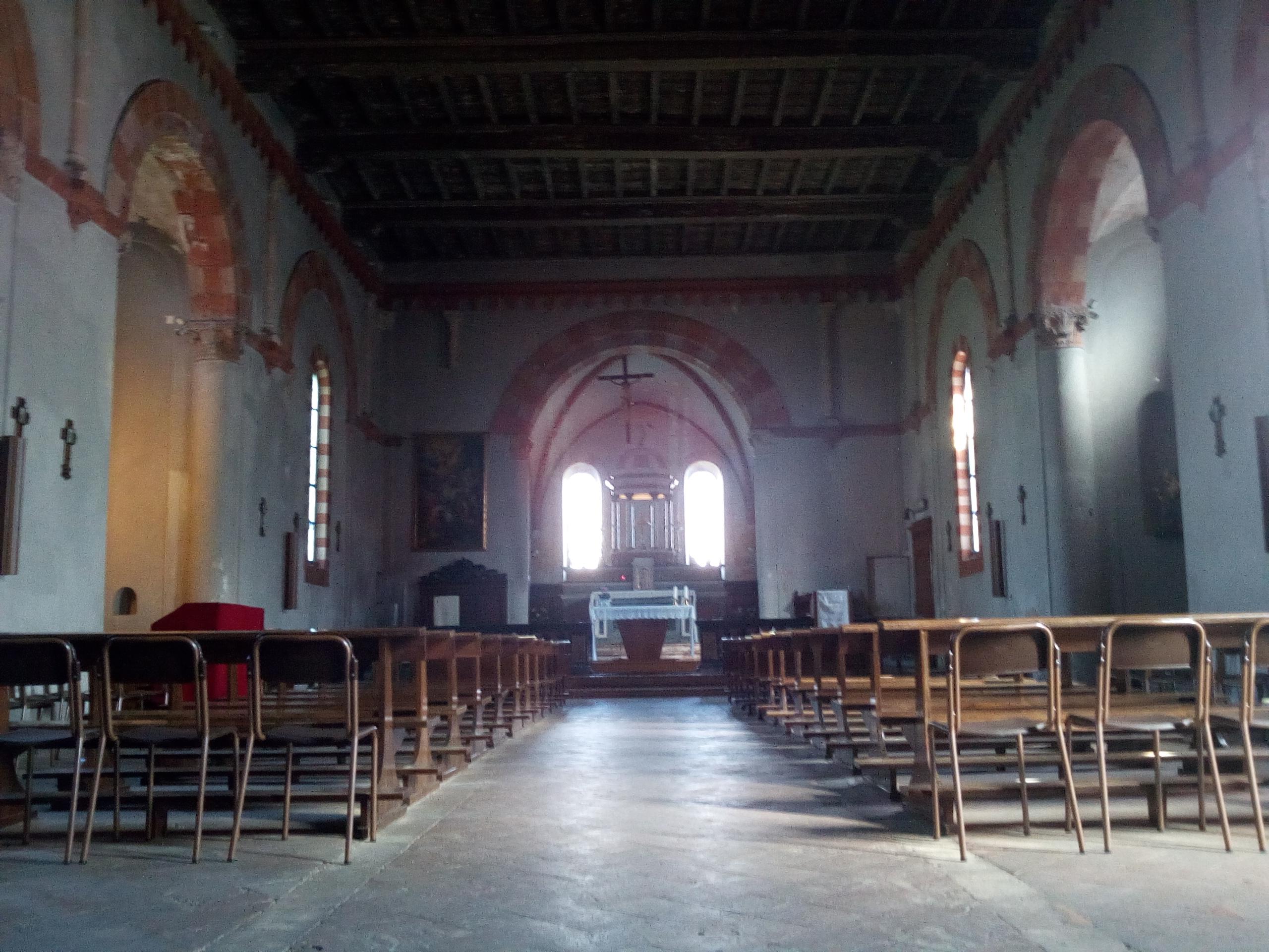 Chiesa di San Lorenzo Abbazia di Monluè, Milano